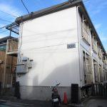【賃貸アパート】 バス・トイレ別!陽当たり良好!周辺にはオシャレなお店がいっぱい!幡ヶ谷商店街も近いです